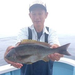 6月27日(火)午前便・イサキ釣りの写真その2
