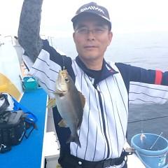 6月27日(火)午前便・イサキ釣りの写真その3