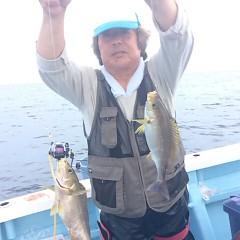 6月27日(水)午後便・イサキ釣りの写真その2