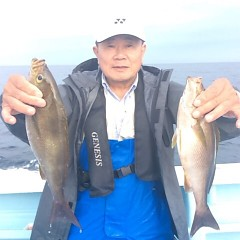 6月27日(水)午後便・イサキ釣りの写真その5