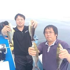 6月29日(木)午前便・イサキ釣りの写真その1