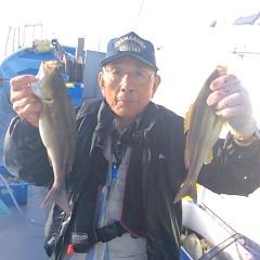 6月29日(木)午後便・イサキ釣りの写真その1
