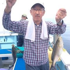 6月30日(金)午前便・午後便・イサキ釣りの写真その1
