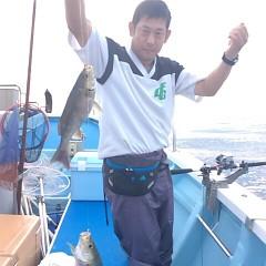 6月30日(金)午前便・午後便・イサキ釣りの写真その3