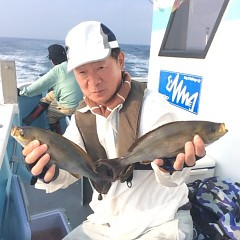 7月12日(水) 午後便・イサキ釣りの写真その2