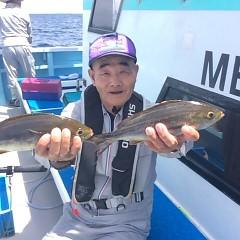7月14日(木) 午前便・イサキ釣りの写真その1