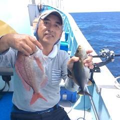 7月14日(木) 午前便・イサキ釣りの写真その3