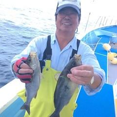 7月14日(木) 午後便・イサキ釣りの写真その1