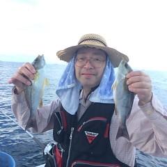 7月14日(木) 午後便・イサキ釣りの写真その4