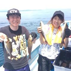 7月15日(土) 午前便・イサキ釣りの写真その1