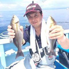 7月15日(土) 午前便・イサキ釣りの写真その2