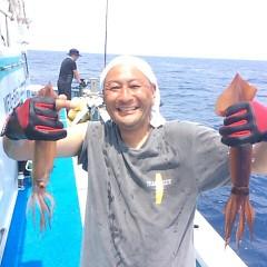 7月16日(日) 一日便・スルメイカ釣りの写真その1