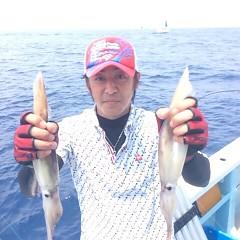 7月16日(日) 一日便・スルメイカ釣りの写真その3