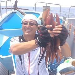 7月16日(日) 一日便・スルメイカ釣りの写真その5