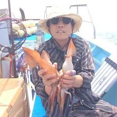 7月16日(日) 一日便・スルメイカ釣りの写真その7