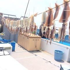 7月16日(日) 一日便・スルメイカ釣りの写真その8