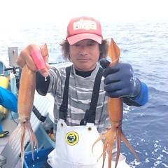 7月17日(月) 一日便・スルメイカ釣りの写真その1