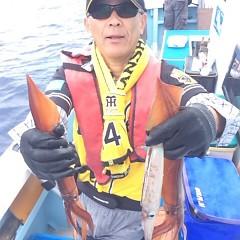 7月17日(月) 一日便・スルメイカ釣りの写真その4