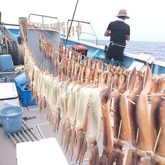 7月17日(月) 一日便・スルメイカ釣りの写真その7