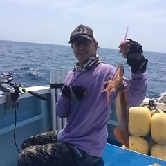 7月19日(水)スルメイカ釣り一日便の写真その1