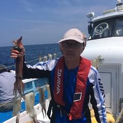 7月19日(水)スルメイカ釣り一日便の写真その3