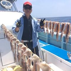 7月19日(水)スルメイカ釣り一日便の写真その4