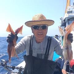 7月20日(木) 一日便・スルメイカ釣りの写真その4