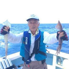 7月20日(木) 一日便・スルメイカ釣りの写真その5