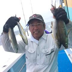 7月21日(金) 午前便・イサキ釣りの写真その1