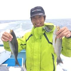 7月21日(金) 午前便・イサキ釣りの写真その2