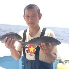 7月21日(金) 午前便・イサキ釣りの写真その4