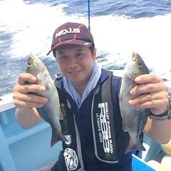 7月22日(土) 午前便・イサキ釣りの写真その1