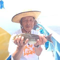 7月22日(土) 午前便・イサキ釣りの写真その2