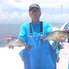 7月22日(土) 午前便・イサキ釣りの写真その3