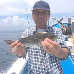 7月22日(土) 午前便・イサキ釣りの写真その4