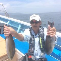 7月22日(土) 午前便・イサキ釣りの写真その5