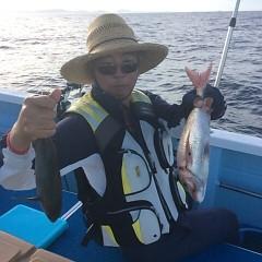7月22日(土)午後便・イサキ釣りの写真その4