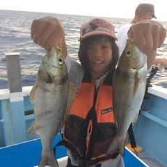7月24日(月) 午後便・イサキ釣りの写真その2