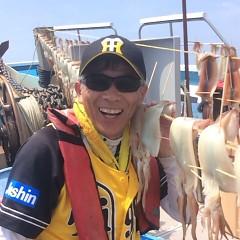 7月29日(土) 一日便・スルメイカ釣りの写真その1