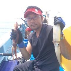 7月29日(土) 一日便・スルメイカ釣りの写真その3
