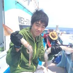 7月29日(土) 一日便・スルメイカ釣りの写真その4