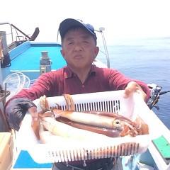 7月29日(土) 一日便・スルメイカ釣りの写真その6