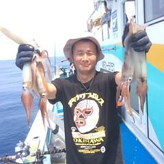 7月29日(土) 一日便・スルメイカ釣りの写真その7