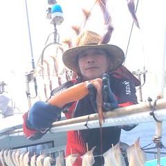 7月29日(土) 一日便・スルメイカ釣りの写真その8