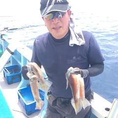 7月30日(日) 一日便・スルメイカ釣りの写真その3