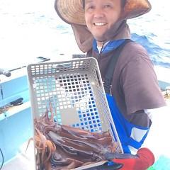 7月30日(日) 一日便・スルメイカ釣りの写真その4