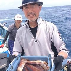 7月30日(日) 一日便・スルメイカ釣りの写真その5