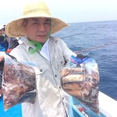 7月30日(日) 一日便・スルメイカ釣りの写真その6