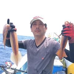 7月30日(日) 一日便・スルメイカ釣りの写真その7