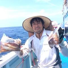 7月31日(月)スルメイカ釣り一日便の写真その1